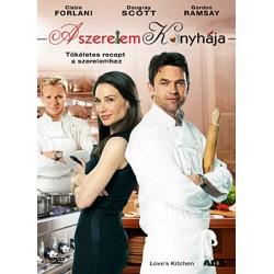DVD A szerelem konyhája