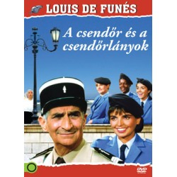 DVD A csendőr és a csendőrlányok