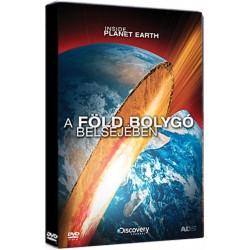 DVD A Föld bolygó belsejében