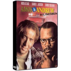 DVD Amos & Andrew bilincsben