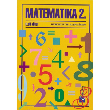 Matematika 2. első kötet