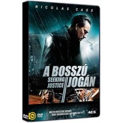 DVD A bosszú jogán