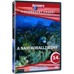 DVD A Nagy-Korallzátony