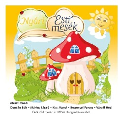 CD Nyári esti mesék