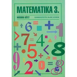Matematika 3. második kötet
