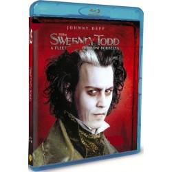 Blu-ray Sweeney Todd - A Fleet Street démoni borbélya