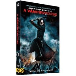 DVD Abraham Lincoln - A vámpírvadász
