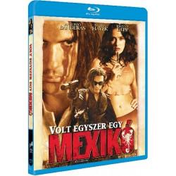 Blu-ray Volt egyszer egy Mexikó