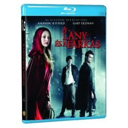 Blu-ray A lány és a farkas