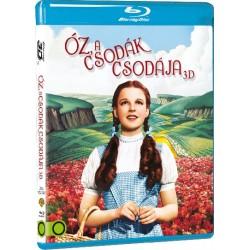 Blu-ray Óz, a csodák csodája 3D (3DBD+2BD)