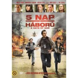 DVD 5 nap háború