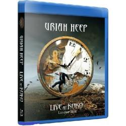 Blu-ray Uriah Heep: Live at Koko London 2014 (+2 CD)