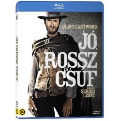 Blu-ray A jó, a rossz és a csúf