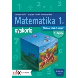 Matematika 1. gyakorló 1. félév