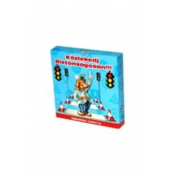 Memória kártya: Közlekedj biztonságosan!!!