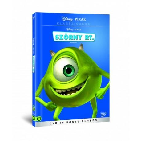 DVD Szörny Rt. digibook