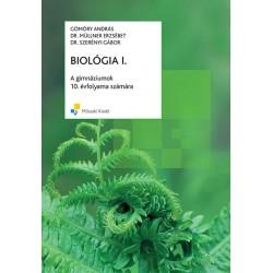 Biológia I. a gimnáziumok 10. évfolyama számára