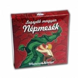 Memória kártya: Legszebb magyar népmesék