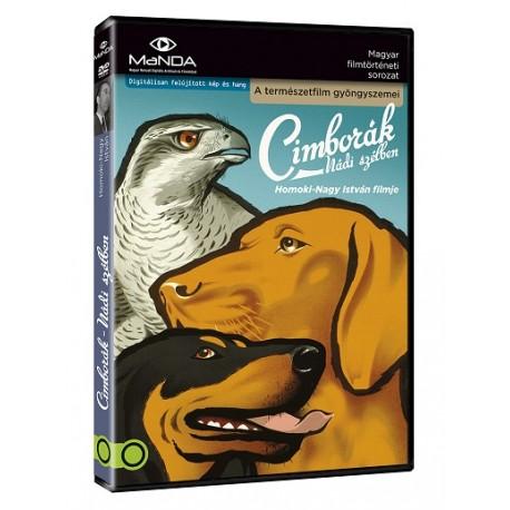DVD Cimborák - Nádi szélben