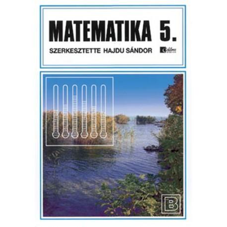 Matematika 5. bővített változat