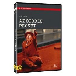 DVD Az ötödik pecsét