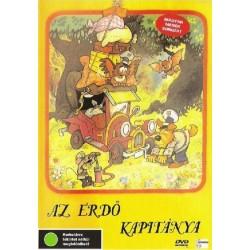 DVD Az erdő kapitánya