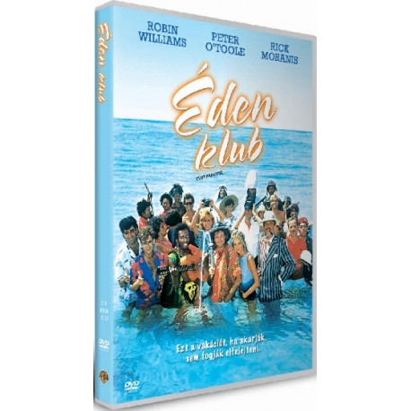 DVD Éden klub