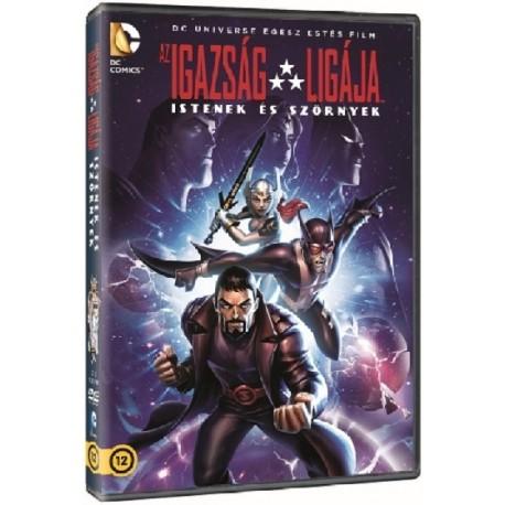 DVD Az igazság ligája - Istenek és szörnyek