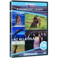 DVD Az állatvilág titkai