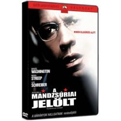 DVD A mandzsúriai jelölt