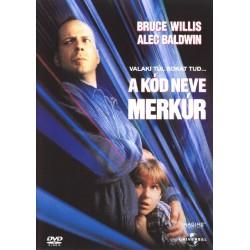 DVD A kód neve: Merkúr