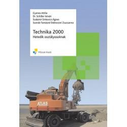 Technika 2000 hetedik osztályosoknak