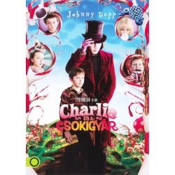 DVD Charlie és a csokigyár