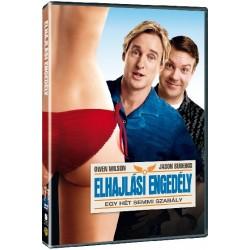 DVD Elhajlási engedély