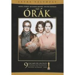 DVD Az órák (extra változat)