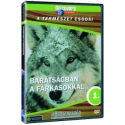 DVD Barátságban a farkasokkal
