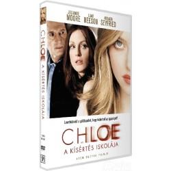 DVD Chloe - A kísértés iskolája