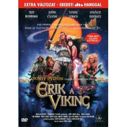 DVD Erik a viking (extra változat)