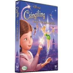 DVD Csingiling és a nagy tündérmentés