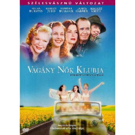 DVD Vagány nők klubja