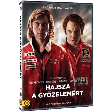 DVD Hajsza a győzelemért