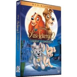 DVD Susi és Tekergő 2. : Csibész, a csavargó
