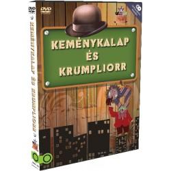 DVD Keménykalap és krumpliorr I-IV.