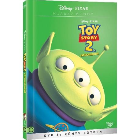 DVD Toy Story 2. digibook