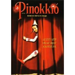 DVD Pinokkió