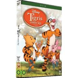 DVD Tigris színre lép