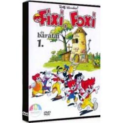 DVD Fixi, Foxi és barátai 1.