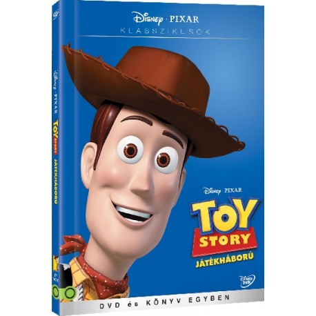 DVD Toy Story - Játékháború digibook