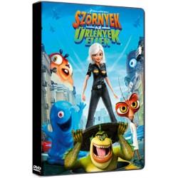 DVD Szörnyek az űrlények ellen
