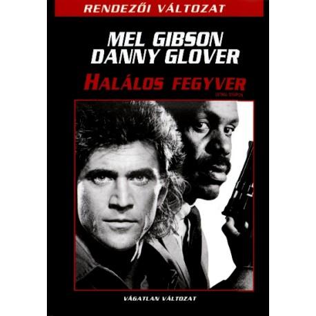 DVD Halálos fegyver